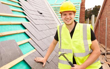 find trusted Castlemilk roofers